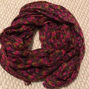 Ann Taylor petal scarf